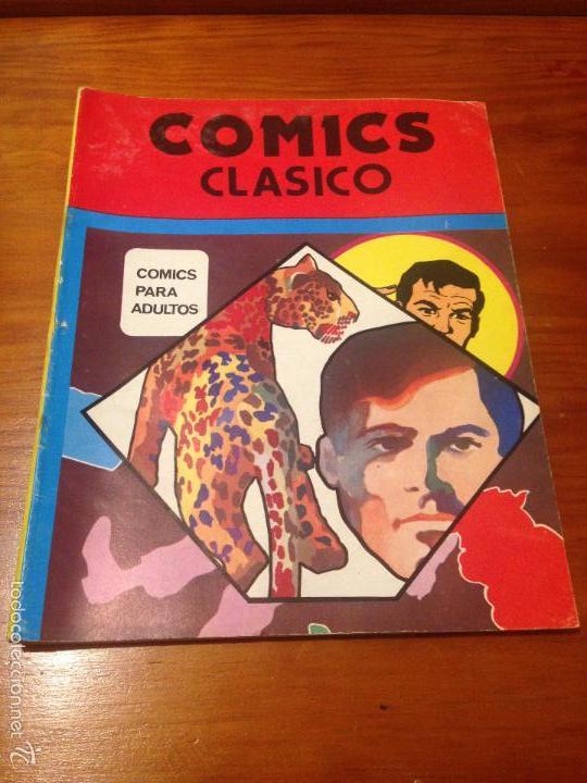 COLECCION COMPLETA DE 1 NUMERO. COMICS CLASICO. MAISAL 1976. JOHHNY HAZARD. (Tebeos y Comics - Comics Pequeños Lotes de Conjunto)