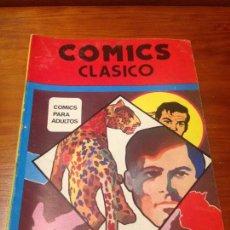 Cómics: COLECCION COMPLETA DE 1 NUMERO. COMICS CLASICO. MAISAL 1976. JOHHNY HAZARD.. Lote 56866870