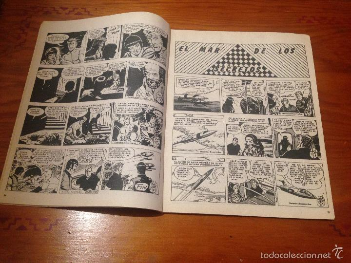 Cómics: COLECCION COMPLETA DE 1 NUMERO. COMICS CLASICO. MAISAL 1976. JOHHNY HAZARD. - Foto 2 - 56866870