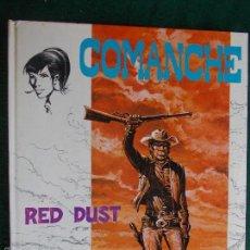 Cómics: COMIC COMANCHE TAPA DURA. Lote 56868198