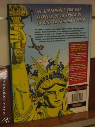 Cómics: FIGHTING AMERICAN JOE SIMON JACK KIRBY - KRAKEN OFERTA - Foto 3 - 221951646