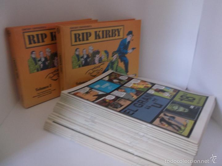 Cómics: RIP KIRBY - COLECCION COMPLETA ( TIRAS DIARIAS ) TOTAL 25 EJEMPLARES + 2 TOMOS - Foto 5 - 8825340
