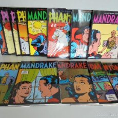 Cómics: MANDRAKE. PHANTOM. 13 EJEMPLARES 2 REPETIDOS. VER FOTOGRAFIAS ADJUNTAS.. Lote 56947190