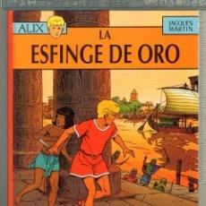 Cómics: TEBEOS-COMICS CANDY - ALIX Nº 2 - 1ª ED. LIMITADA Y NUMERADA - LA ESFINGE DE ORO - J. MARTIN *AA99. Lote 56971006