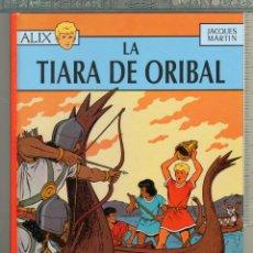 Cómics: TEBEOS-COMICS CANDY - ALIX Nº 4 - 1ª ED. LIMITADA Y NUMERADA - LA TIARA DE ORIBAL - J. MARTIN *AA99. Lote 56971020