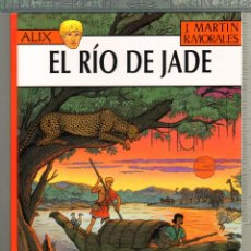 Cómics: TEBEOS-COMICS CANDY - ALIX Nº 23 - 1ª ED. LIMITADA Y NUMERADA - EL RIO DE JADE - J. MARTIN *AA99. Lote 56971164