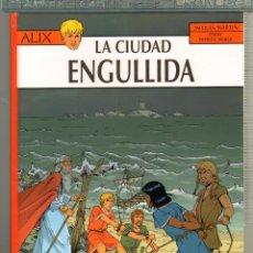 Cómics: TEBEOS-COMICS CANDY - ALIX Nº 28 - 1ª ED. LIMITADA Y NUMERADA - LA CIUDAD ENGULLIDA- J. MARTIN *AA99. Lote 56971190