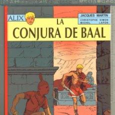 Cómics: TEBEOS-COMICS CANDY - ALIX Nº 30 - 1ª ED. LIMITADA Y NUMERADA - CONJURA DE BAAL - J. MARTIN *AA98. Lote 56971200