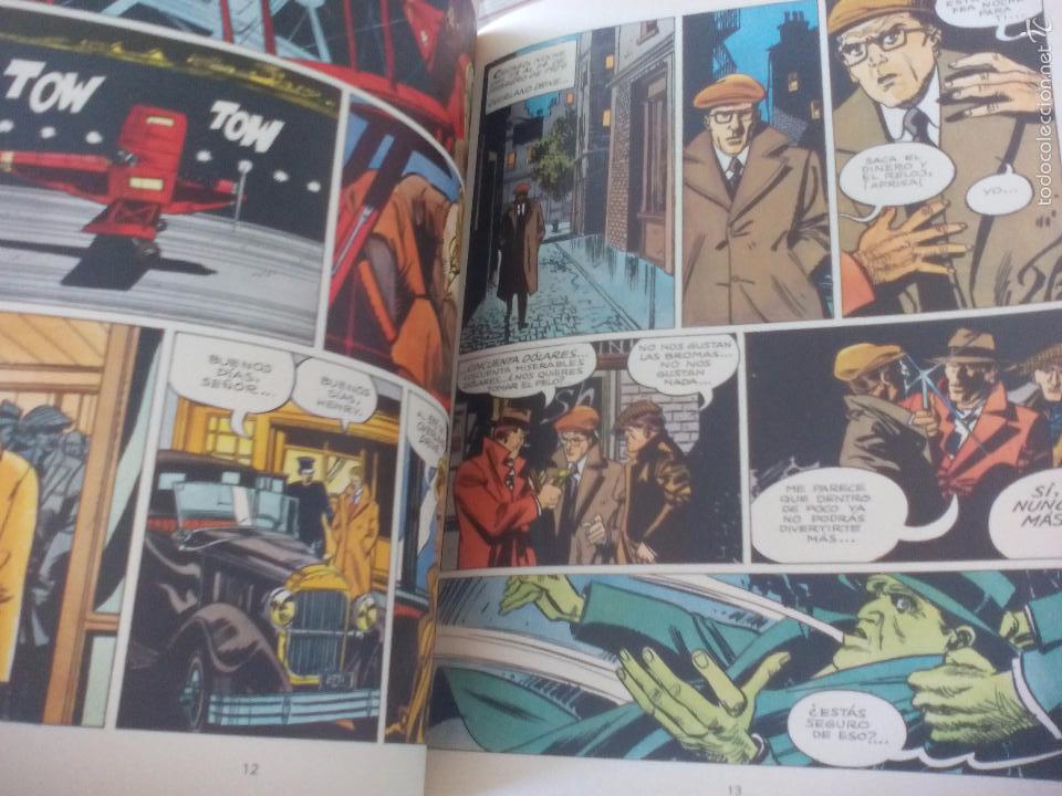 Cómics: El Hombre de Chicago. G. Alessandrini. Un Hombre una Aventura nº 3. 1979. Ediciones Junior, Grijalbo - Foto 4 - 56998135