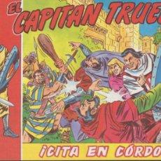 Cómics: EL CAPITÁN TRUENO. ¡CITA EN CÓRDOBA! CONSERJERÍA DE CULTURA. CÓRDOBA.. Lote 31926940