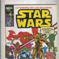 Cómics: LA GUERRA DE LAS GALAXIAS: STAR WARS NUMERO 13. Lote 57063814