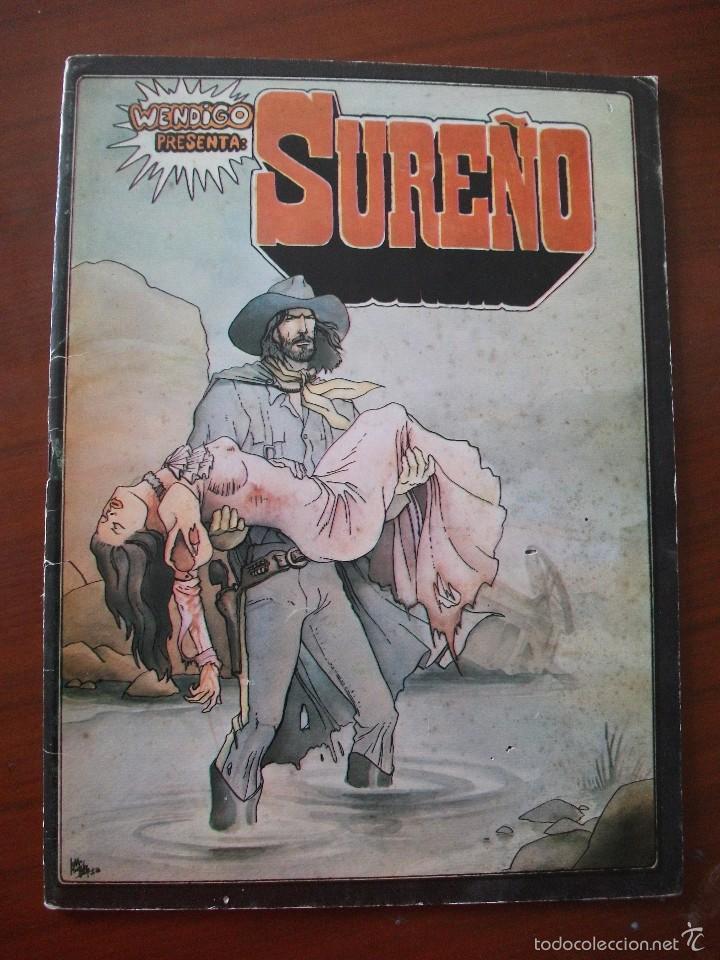 SUREÑO PUBLICA EL WENDIGO (Tebeos y Comics Pendientes de Clasificar)