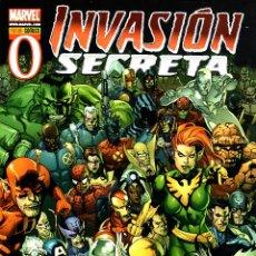 Cómics: INVASION SECRETA.PANINI.COMPLETA.9 NUMEROS.PERFECTOS.. Lote 48829681