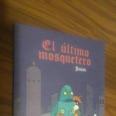 Cómics: EL ULTIMO MOSQUETERO. JASON. ASTIBERRI. ASTIBERRI. BUEN ESTADO. TOMO. Lote 57143421