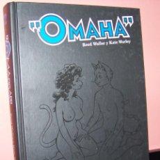 Cómics: OMAHA 2. REED WALLER Y KATE WORLEY. ASTIBERRI. Lote 57150206