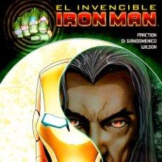 Cómics: IRON MAN.VOLUMEN 1.PANINI.COMPLETA.36 NÚMEROS.PERFECTA.. Lote 48486183