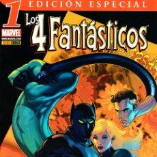 Cómics: LOS 4 FANTASTICOS VOLUMEN 6 EDICIÓN ESPECIAL.PANINI.COMPLETA.18 NUMEROS.PERFECTA.. Lote 48600160