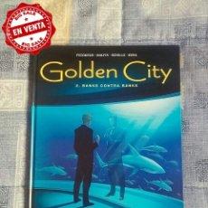 Cómics: GOLDEN CITY NO.2 BANKS CONTRA BANKS. Lote 57182397