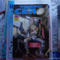 Cómics: RETAPADO TIEMPO CERO Nº 1 AL 4 . MC EDICIONES. Lote 57237139