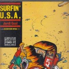 Cómics: SURFIN U.S.A, / JORDI GUAL, COLECCIÓN MISIÓN IMPOSIBLE Nº 11, -ED. EDITORIAL COMPLOT. Lote 57267777