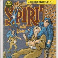 Cómics: THE SPIRIT. WILL EISNER. Nº 5. NORMA 1988. (C/A26). Lote 57281541