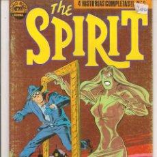 Cómics: THE SPIRIT. WILL EISNER. Nº 6. NORMA 1988. (C/A26). Lote 57281555