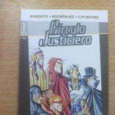 Comics: CIRCULO JUSTICIERO #1 (DOLMEN). Lote 57286852