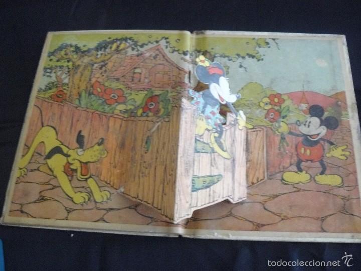 Cómics: MINI Y EL PATO MOBY, EDITORIAL MOLINO, 1934, ILUSTRACION SORPRESA - Foto 5 - 57380214