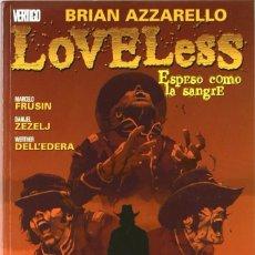 Cómics: LOVELESS Nº 2 ESPESO COMO LA SANGRE AZZARELLO FRUSIN. Lote 57381026