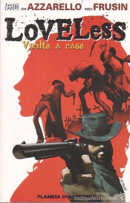 LOVELESS Nº 1 VUELTA A CASA AZZARELLO FRUSIN (Tebeos y Comics - Comics otras Editoriales Actuales)