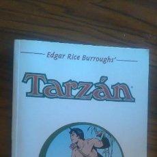 Cómics: TARZÁN. EDGAR RICE BURROUGHS. CLASICOS DEL COMIC. EL MUNDO. BUEN ESTADO. TOMO. Lote 57398930