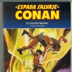 Cómics: TEBEOS-COMICS CANDY - CONAN ESPADA SALVAJE - Nº 2 Y 3 - SIN DESPRECINTAR - *AA98. Lote 57425630