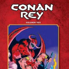 Cómics: CONAN REY - VOLUMEN 3 - EL ESPÍRITU DEL CENOTAFIO Y OTRAS HISTORIAS - PLANETA. Lote 57441820