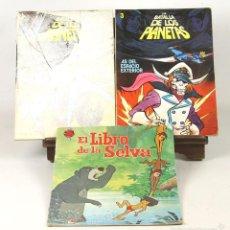 Cómics: 7642 - EDITORIAL FHER. 3 EJEMPLARES(VER DESCRIPCIÓN). VV. AA. 1968-1980.. Lote 57455174