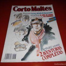 Cómics: CORTO MALTÉS Nº 8 HUGO PRATT , EDITA NEW COMIC . Lote 57471506