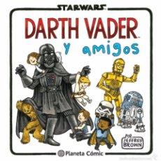 Cómics: STAR WARS - DARTH VADER Y AMIGOS - PLANETA CÓMIC. Lote 57487065