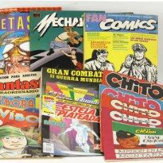 Cómics: 7646 - LOTE DE 13 EJEMPLARES. VARIAS EDITORIALES(VER DESCRIP). VV. AA. 1973-1994.. Lote 57504153