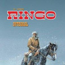 Cómics: RINGO INTEGRAL - W. VANCE - PONENT MON. Lote 57506785