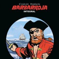 Cómics: BARBARROJA INTEGRAL 2 - CHARLIER Y HUBINON - PONENT MON. Lote 57506942