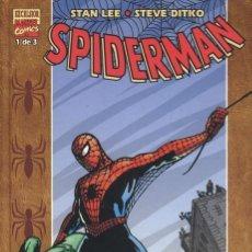 Cómics: SPIDERMAN DE STAN LEE Y STEVE DITKO - NÚMERO 1 DE 3 - FORUM. Lote 57526778