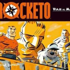 Cómics: ROCKETO TOMO 1 - VIAJE AL MAR OCULTO - ALETA EDICIONES - FRANK ESPINOSA. Lote 57559640