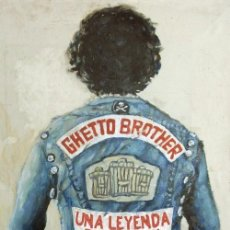 Cómics: GHETTO BROTHER - JULIAN VOLOJ CLAUDIA AHLERING - ED SAPRISTI. Lote 57560032