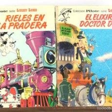Cómics: 7704 - LOTE DE 5 COMICS VARIOS(VER DESCRIPCIÓN). VV. AA. VARIAS EDITORIALES. 1966/2001.. Lote 57643534
