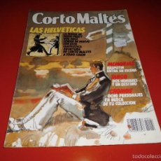 Cómics: CORTO MALTÉS Nº 4 HUGO PRATT , EDITA NEW COMIC . Lote 57732509