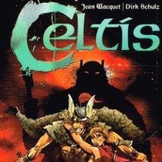 Cómics: CELTIS VOL. 1.LA SEGUNDA PIEL.COLECCION CIMOC EXTRA COLOR 193.NORMA EDITORIAL. Lote 57737257