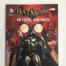 Batman: Arkham Unhinged Vol. 1 - ECC