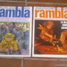 Cómics: COMIC RAMBLA . Lote 57792236