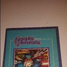 Cómics: EL TESORO DEL CAPITAN JACK -1979- COLECCION GRANDES AVENTURAS. Lote 57808112