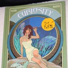 Comics: CURIOSITY (VALERO & MARTIN) Nº 2 : 1915, POR ENCIMA DE LA PELEA.- (RE-REBAJADO) -. Lote 57892438