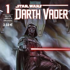 Cómics: STAR WARS - DARTH VADER NÚMERO 1 - PLANETA CÓMIC. Lote 57970091